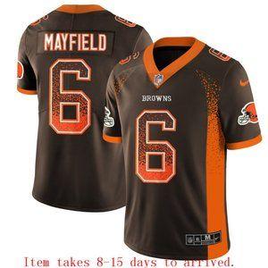 Cleveland Browns Baker Mayfield Drift Jersey